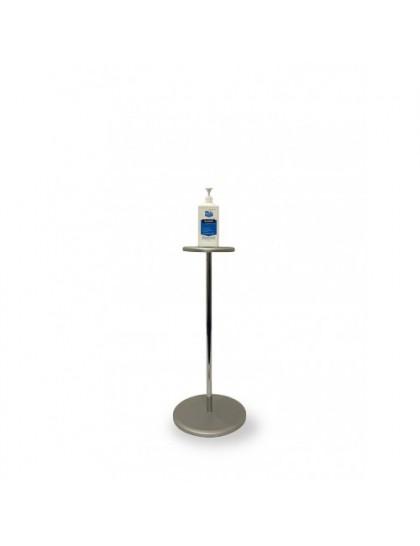 Напольная стойка для дозатора антисептика